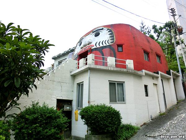 梅渓山達磨寺
