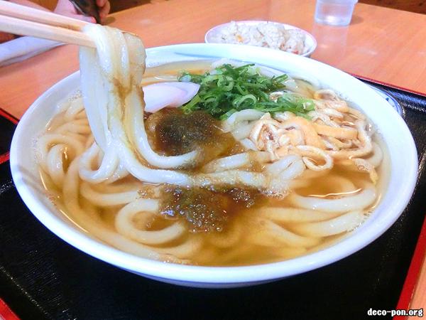 瓢月(ひょうげつ)うどん 南高井店