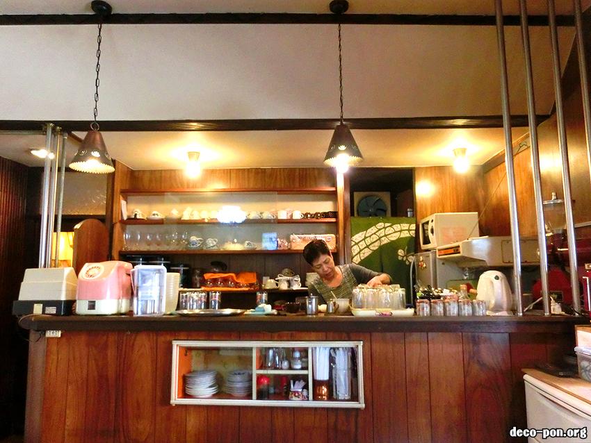 尾道【階上喫茶 ブリッヂ】