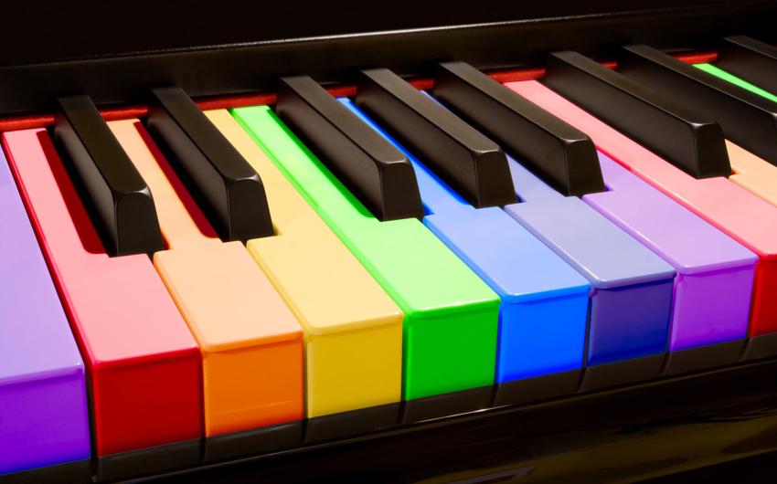 色と音 共感覚