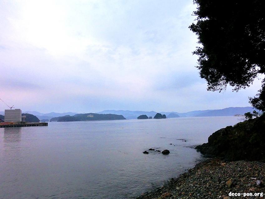 旧日本軍 宿毛海軍基地