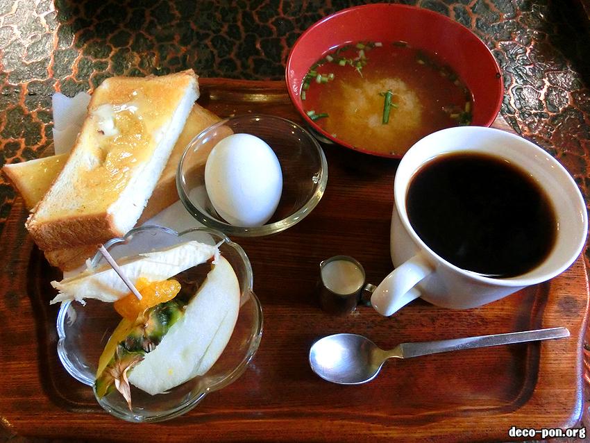 岡山県倉敷市、喫茶【コーヒーレスト プラザ NEW リンデン(ニューリンデン)】