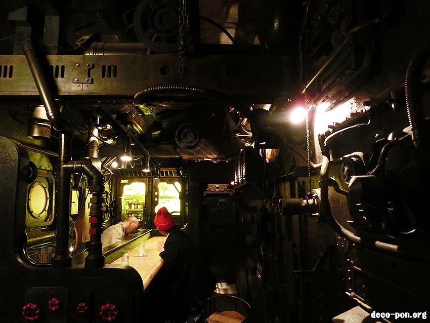 大阪潜水艦バー 深化